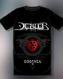 Camiseta Somnia 2017