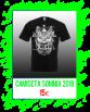 Camiseta Somnia 2018 (chico)
