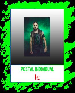 Postal individual