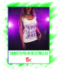 Camiseta Polvo de Estrellas (modelo chica)