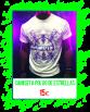 Camiseta Polvo de Estrellas (modelo chico)
