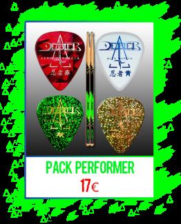 Pack Performer